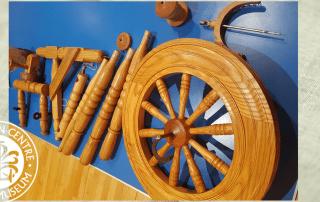 wheel apart