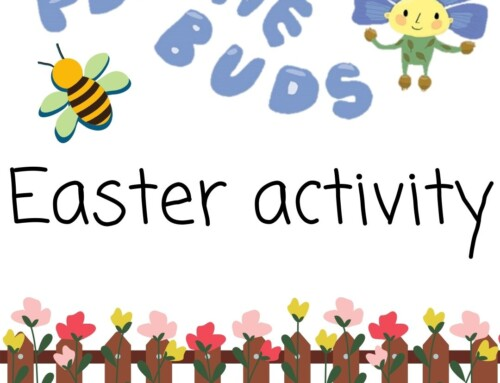 Easter activity: Sleeping bunnies song and craft