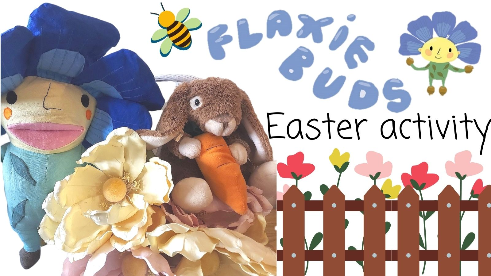 easter activity header