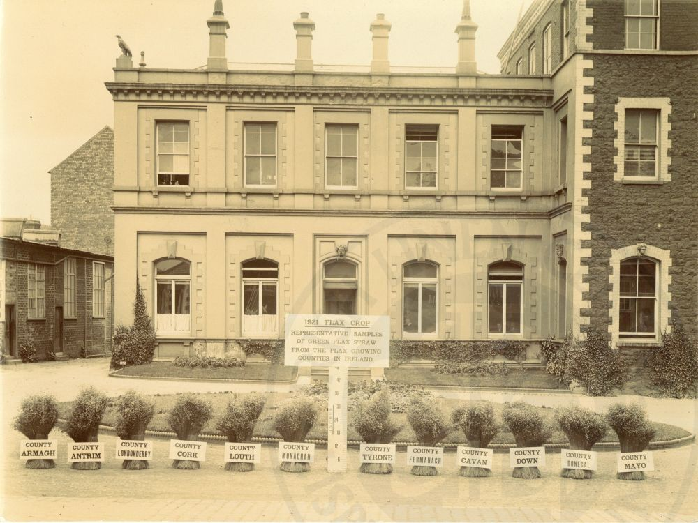 Barbours Counting House 1921 - ILC&LM Collection