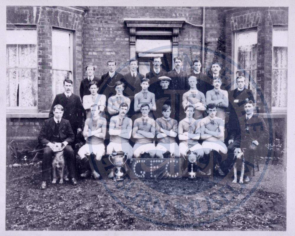Greenwood F.C., Lisburn - ILC&LM Collection