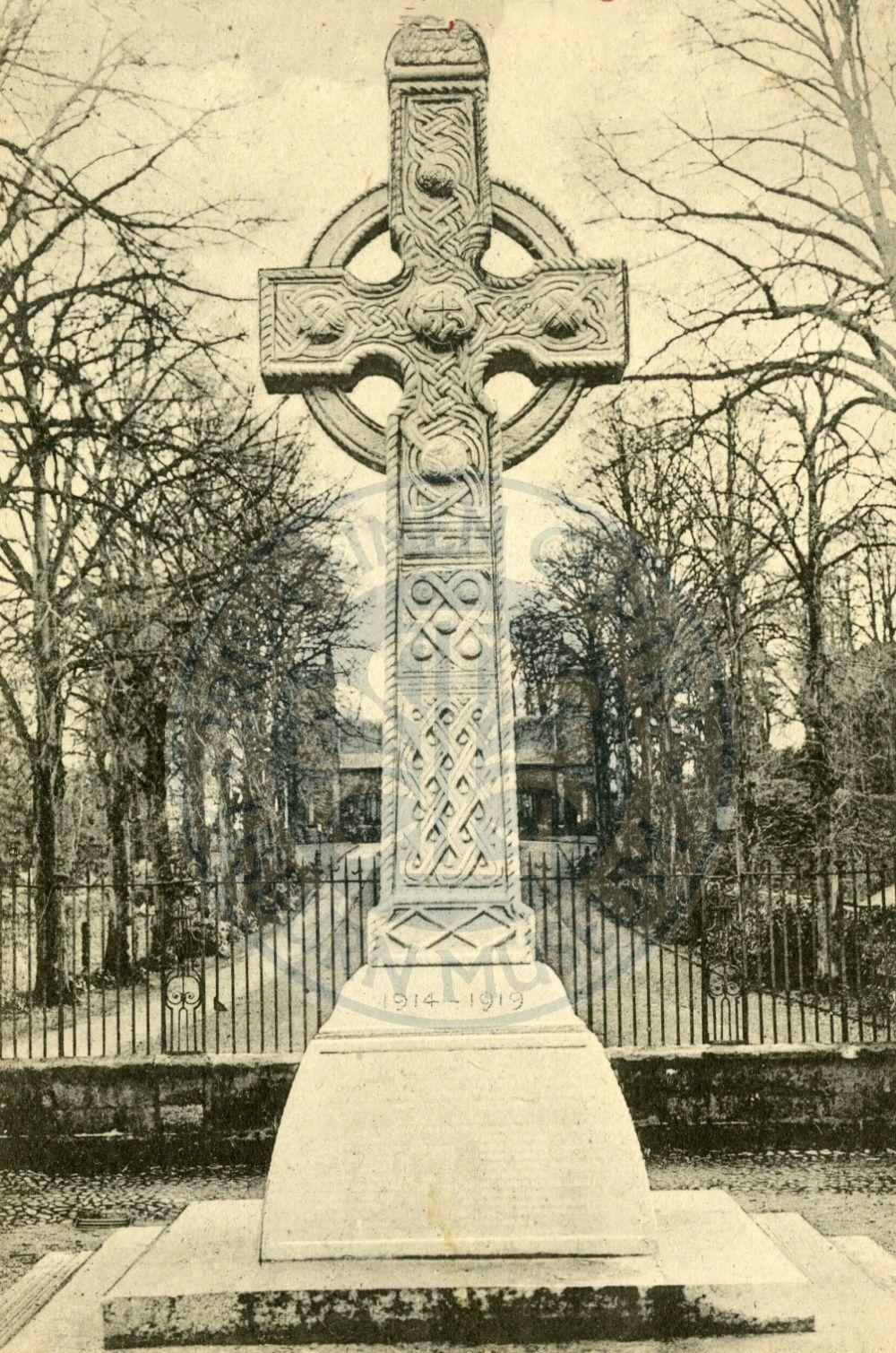 Hillsborough War Memorial - ILC&LM Collection