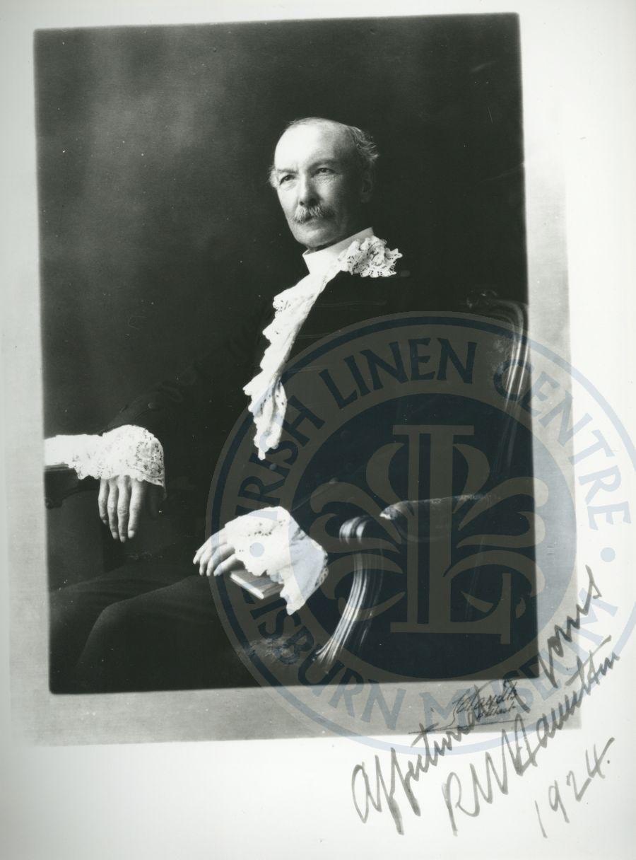 Rev R W Hamilton, ILC&LM Collection