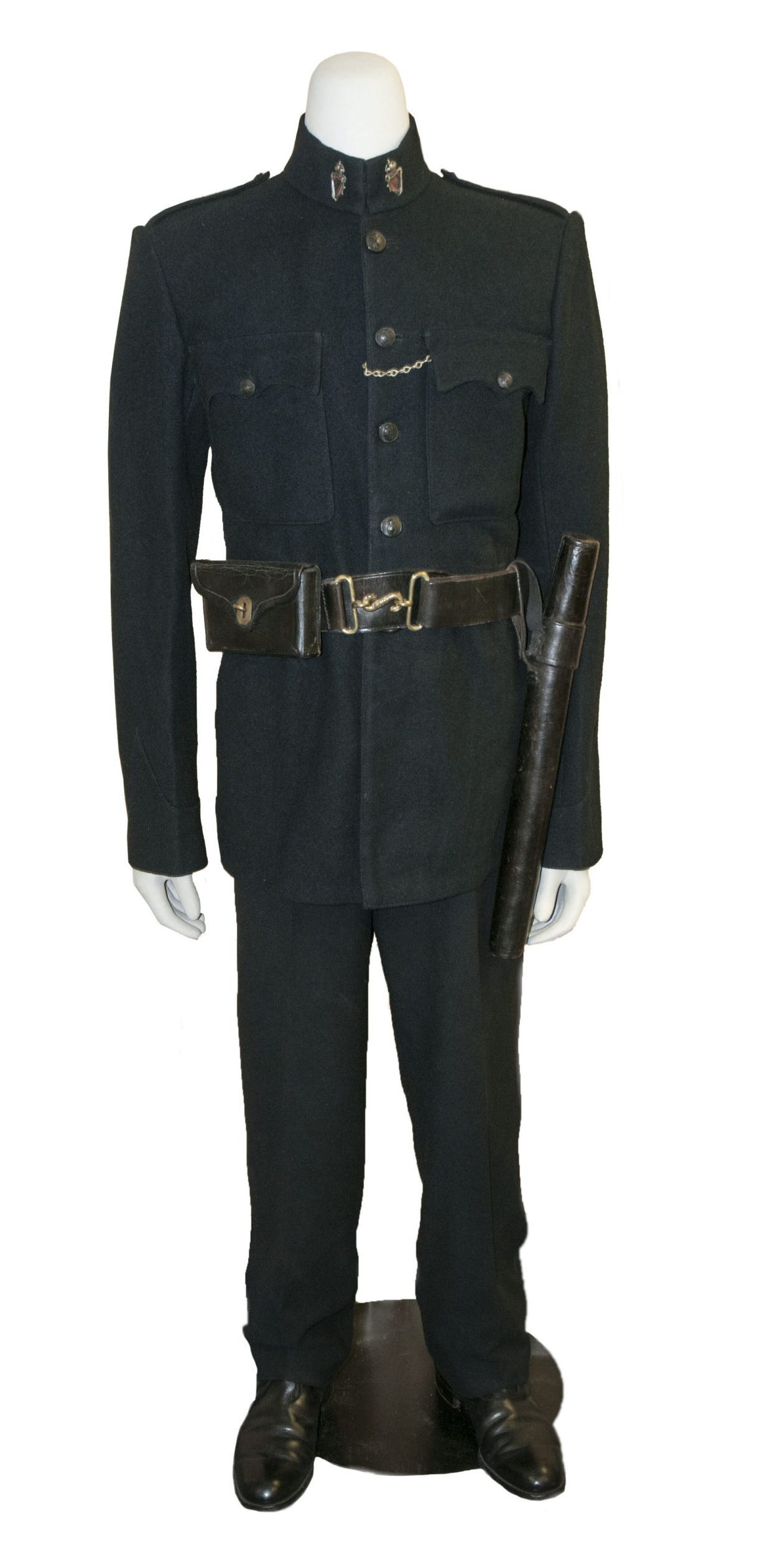 Uniform, Early Ulster Special Constabulary, 1920-2