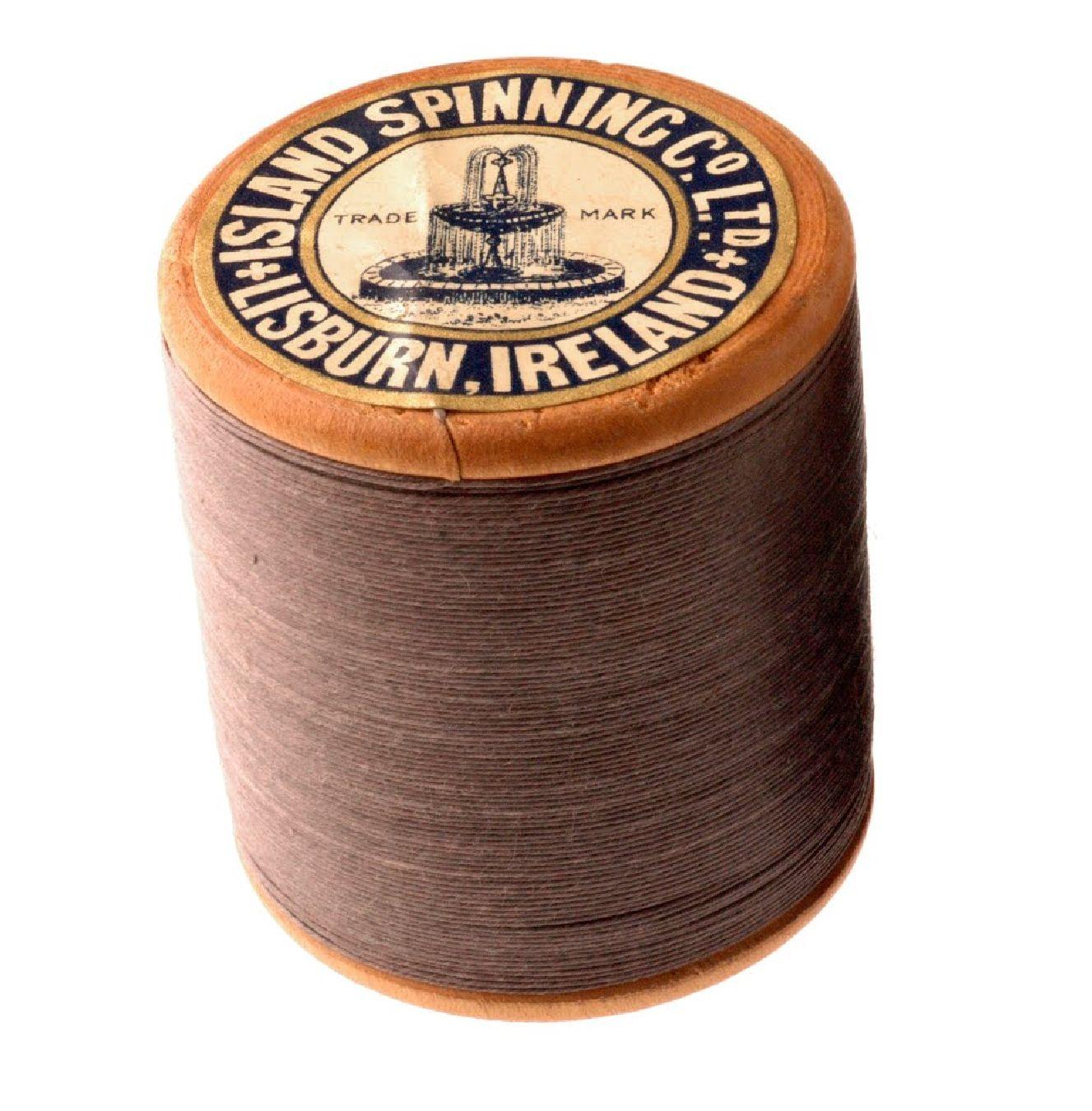 Spool, Island Spinning Mill, 1900-20