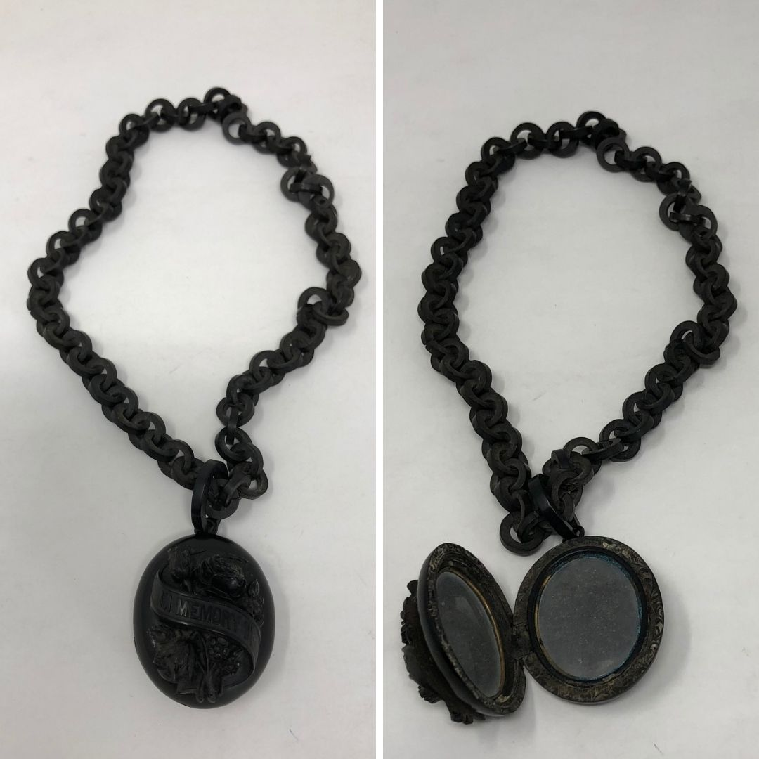 Mourning Jewellery, ILC&LM Collection