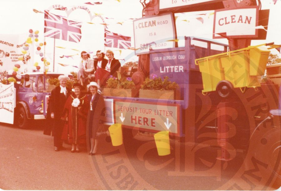 Elsie Kelsey Mayors Parade ILC&LM Collection