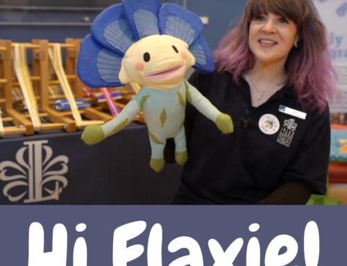 Taster Video: Flaxie