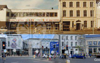 Market Place Before and After