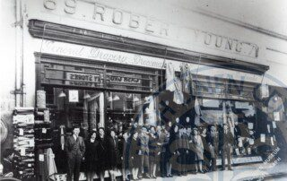 Robert Young General Dressmakers and Drapery, 69-71 Bow Street Lisburn