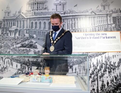 Press Release: Northern Ireland 100 years ago: Lisburn Museum unveils new Centenary Exhibition