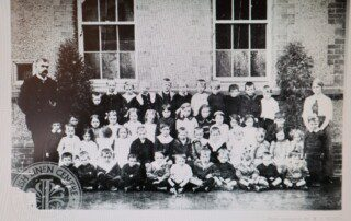 Hilden School 1912 Photograph