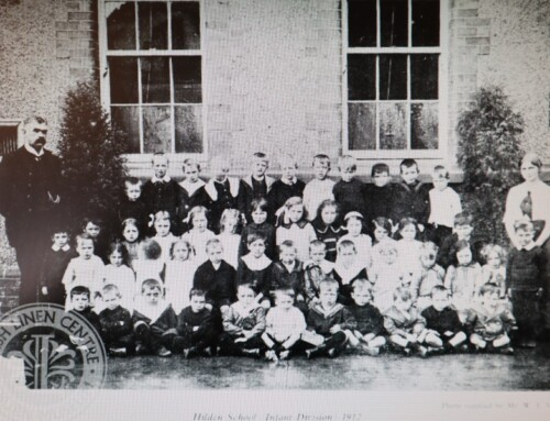 Researching the story of Hilden School