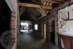 Hilden School Interior - Lisburn Museum